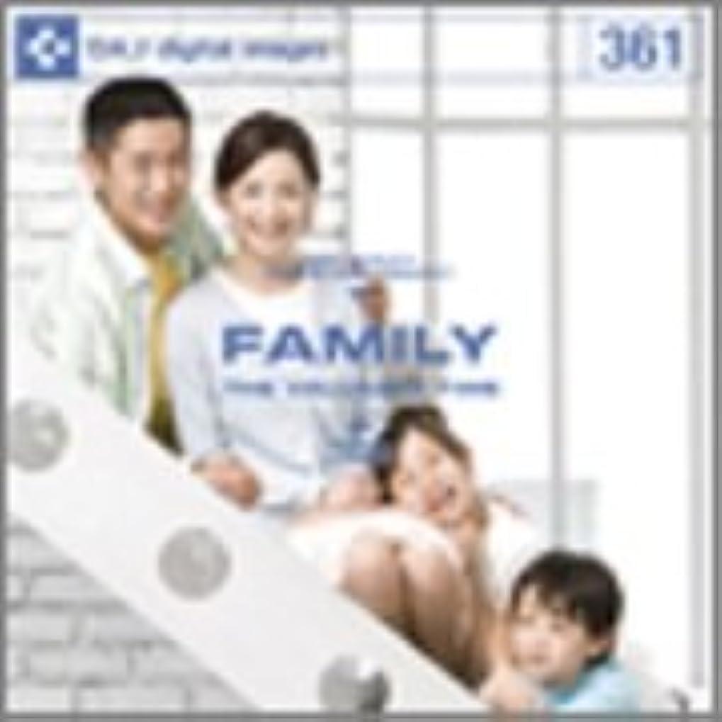 細いロビーミネラルDAJ 361 家族の絆 FAMILY