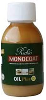 Rubio Monocoat Oil Plus 2C-A Sample Black 0% VOC 100ml