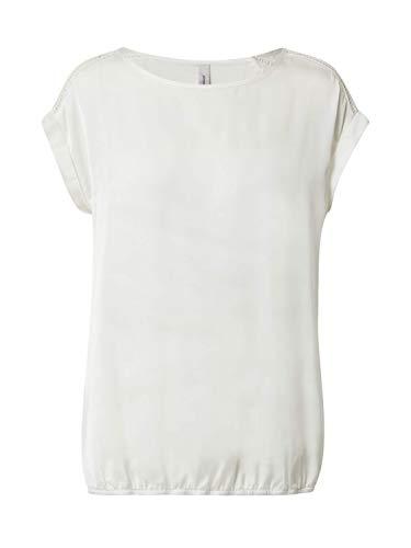 SOYACONCEPT Damen Shirt Offwhite M