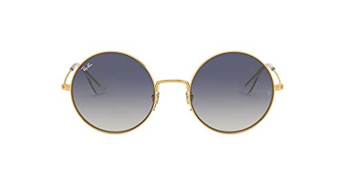 Ray-Ban 0RB3592, Gafas de Sol para Mujer, Marrón (Blue Gradient), 50