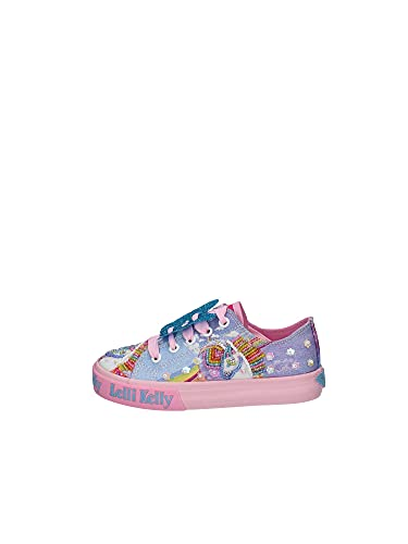 Lelli Kelly, Sneaker LK9091 Unicorn Low, MULTIFANTASY BX02 (Numeric_30)