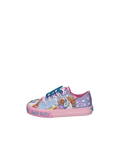 Lelli Kelly, Sneaker LK9091 Unicorn Low, MULTIFANTASY BX02 (Numeric_26)