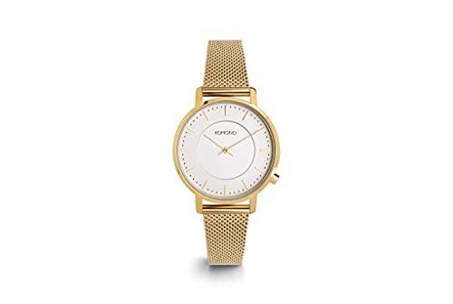 Reloj KOMONO KOM-W4120 Blanco Mujer