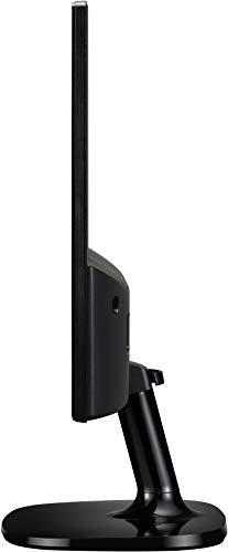 LG 24MP48HQ 60,45 cm (23,8 Zoll) Full HD IPS Monitor (LED, Reader Mode, Flicker Safe), schwarz