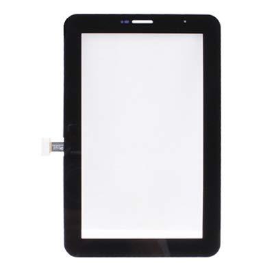HMG Pieza de digitalizador de Panel táctil for Galaxy Tab 2 7.0 / P3100 (Blanco) (Color : Black)