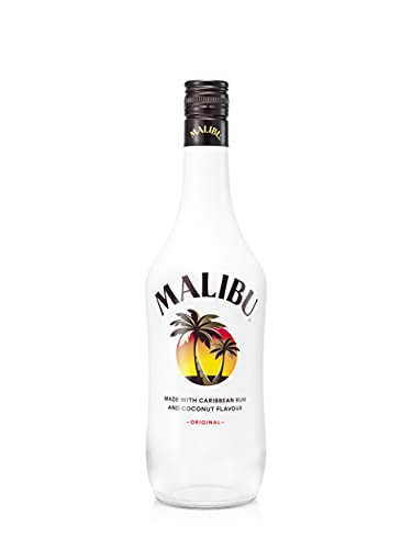 Malibu White Rum , 700 ml
