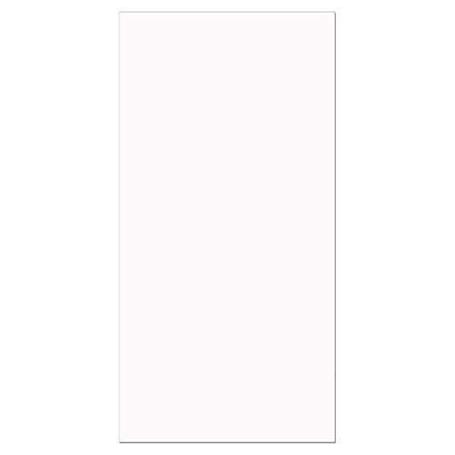 Susy Card 11094752 Tischdecke, GJ-TD, Air Laid Tissue, 120 x 180 cm, weiß