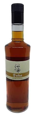 Quittenschnaps aus dem Kosovo - 35.5% Alkohol, 0,70l Flasche Wunderbar mild und fruchtig, charakteristischer Quittengeschmack aus dem Balkan