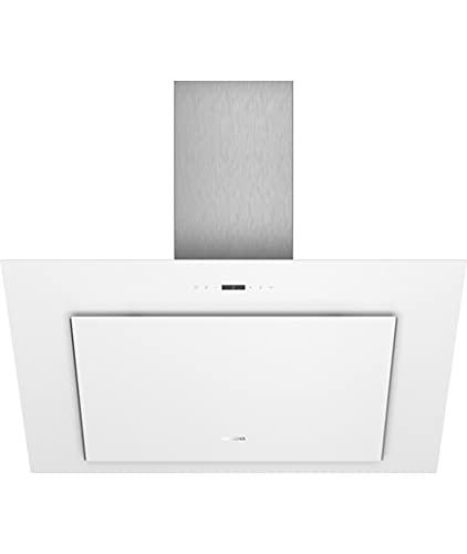 Siemens LC98KLP20 iQ500 Wand-Esse / 89 cm / LED-Beleuchtung / Extrem Leise / TouchControl / Glas, lackiert
