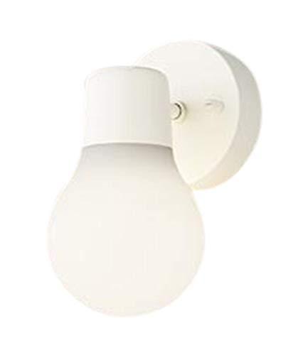 パナソニック 壁直付型 LED(電球色) ブラケット 拡散...