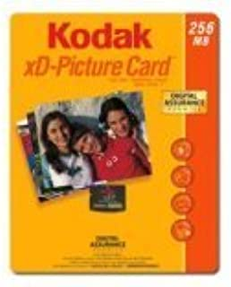 Kodak 256MB xD Card by Lexar Media Inc. 256 mb xD-Picture Card