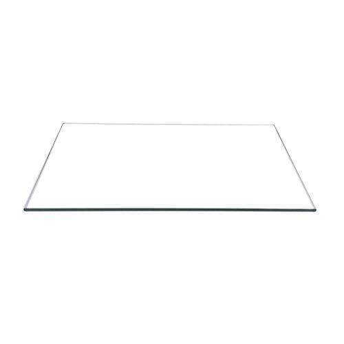 Borosilikat Glas Druckplatte 230x150x3mm