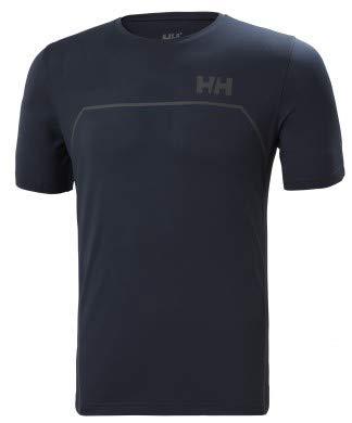 Helly Hansen HP Foil Ocean T-Shirt Homme, Bleu Marine, XL