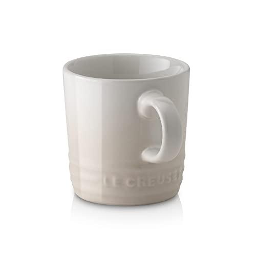 Le Creuset Stoneware Espresso Mug, 3 oz., Meringue