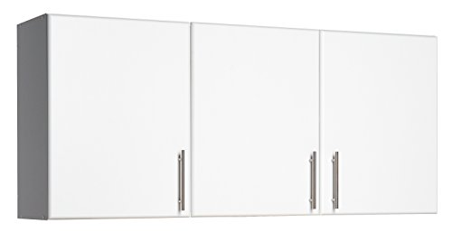 "Prepac , Elite 54"" Wall Cabinet, White"