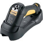 Zebra Technologies LS3578-ER20005WR Series LS3578 Rugged Cordless Scanner with Integrated Bluetooth, Extended Range, Cordless Scanner, Yellow/Twilight Black