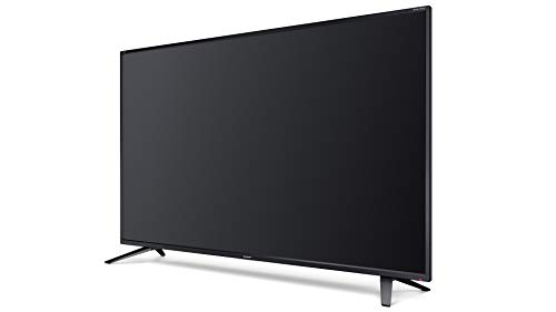"Televisor Sharp 50BJ2E - Smart TV 50"" (4K Ultra HD, 3 x HDMI, 3 x USB), Color Negro"