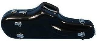 JW Eastman Alto Saxophone Black Fibreglass Case CE 192 B