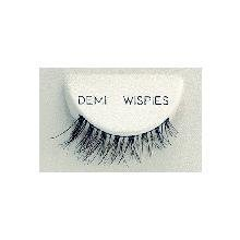 Ardell Invisiband Demi Wispies Black by Ardell (English Manual)