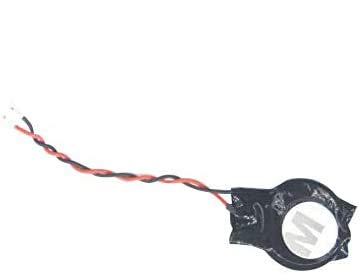 LeFix Replacement CMOS RTC Battery with Cable(3 Pin 2 Wire) for HP G60 CQ50 CQ60 CQ70 G50 G70 2570p 8530p EliteBook 6930p