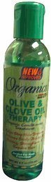 Africa Best ORGANICS Olive & Clove Oil Therapy by Organics