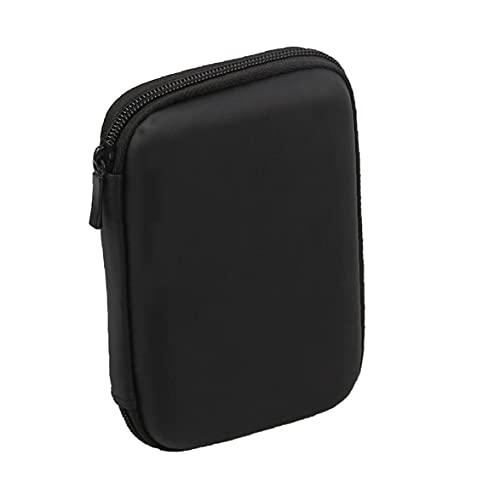 Mini USB 3.0 / USB 2.0 1TB Duro móvil externo 301558 Casco de disco duro portátil compacto Negro