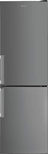 Bauknecht KGS 1820G IN 2 StopFrost Kühl-/Gefrierkombination/189 cm Höhe/339 Liter Gesamtnutzinhalt/Stop Frost/ Fresh Zone+/Active Fresh/Superkühlfunktion/Active Freeze