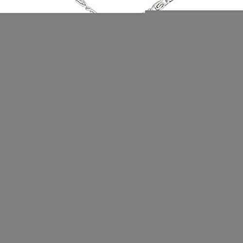 Shally Women's Galaxy & Crescent Cosmic Moon Pendant Necklace 17.5'' Chain Most Gift