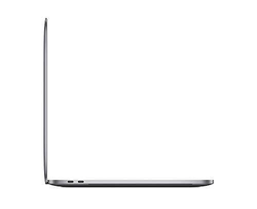 """Apple MacBook Pro with Touch Bar (Mid 2019) 15.4"""" 2880 x 1800 60 Hz Core i7-9750H 2.6 GHz 16 GB Memory 256 GB Integrated PCIe Storage Laptop"""