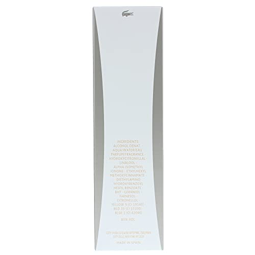 Lacoste Lacoste parfümwasser für frauen 1er pack 1x 90 ml