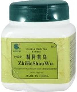 Zhi He Shou Wu - Fo-Ti root tuber, zhi prepared, 100 grams,(E-Fong)