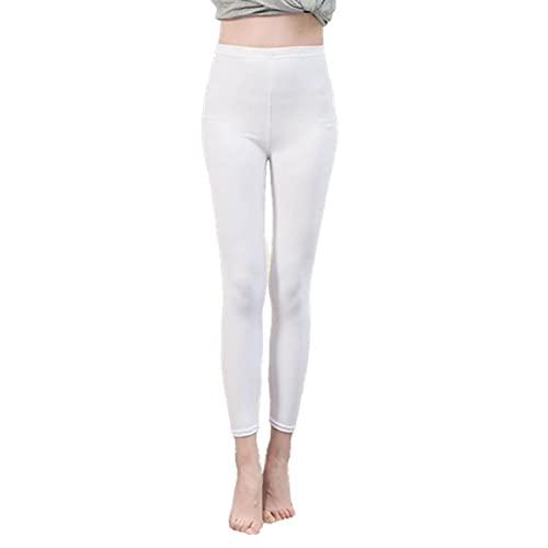UKKO Polainas Fitness Leggings Mujeres Black Pants Solid Push Up Pantalones Gimnasio Deporte Elástico...