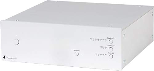Pro-Ject Phono Box DS2preamplificatore Phono, argento