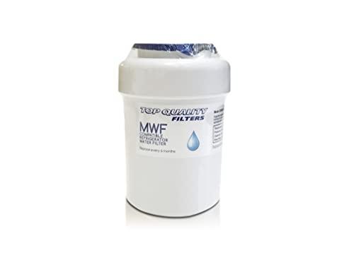 Best GE MWF Refrigerator Water Filter Smartwater Compatible...