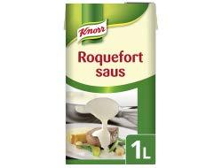 Knorr Garde d'Or Roquefort-Sauce, Packung 1 ltr X 6