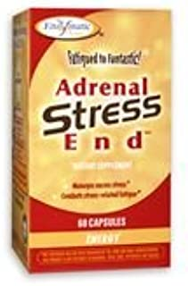 Nature's Way Fatigued to Fantastic! Adrenal Stress End™, 60 Count (Packaging May Vary)