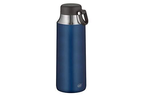 Alfi Isolierflasche City Tea Blue 0, 9L