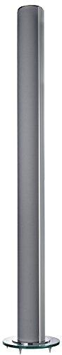 ceratec effeqt t mk III - Design Lautsprecher - eloxal Silber