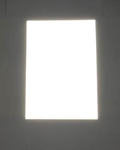 2x 297x210mm – Reflektoren Stoff A4 Größe Meterware zum Annähen oder Aufbügeln – Reflektor – stark reflektierendes Material für Kleidung Taschen – reflektierender Reflexstoff (2x Zum Annähen)