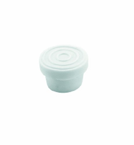 S.R.Smith WRB-100A Single Pool Ladder Rubber Bumper, Male, White,Sold individually
