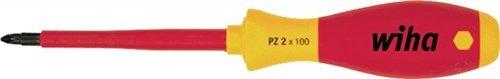 Wiha 472N3 Proturn-Destornillador Pozidriv (VDE, 472N 3K PZ 3x150)