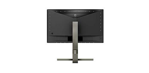 Philips 278M1R - 27 Zoll UHD Gaming Monitor, Ambiglow (3840x2160, 60 Hz, HDMI 2.0, DisplayPort, USB Hub) schwarz