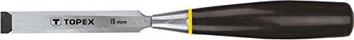 Topex 09A115 Formón (mango de plástico, 15 mm)