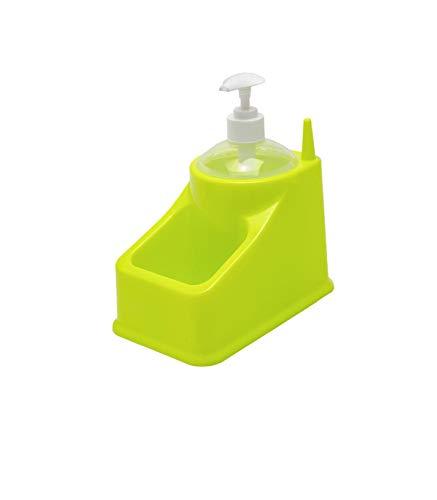 ORYX 5071150 Estropajero Plastico Con Dosificador Colores Surtidos