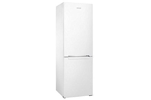 Réfrigérateur combiné Samsung RB30J3000WW/EF - Réfrigérateur congélateur bas - 311 litres - Réfrigerateur/congel : No Frost / No Frost - Dégivrage automatique - Blanc - Classe A+ / Pose libre