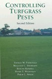 Controlling Turfgrass Pests 2nd EDITION