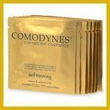 Comodynes Toallitas de color natural y uniforme, paquete de 8 unidades