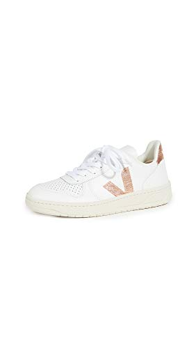 Veja Damen V-10 Sneaker, Weiá (Extra Weiß/Venus), 36 EU