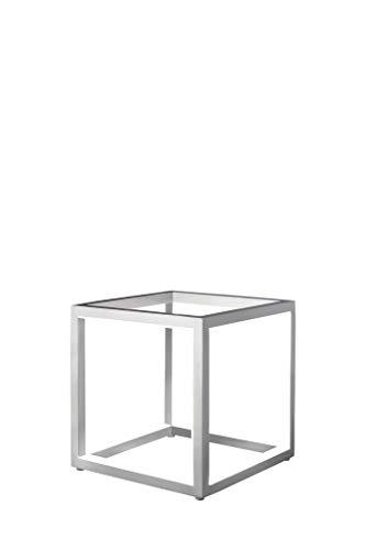 Sompex A +, lampe de table Delux, aluminium, Aluminium, aluminium 7W 12V