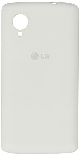 LG Clip-On Snap Case Cover for LG Nexus 5 - White
